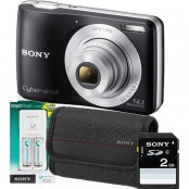 Sony Cyber-shot DSC-S5000, 14.1MP,SD Card 2GB, DSC-S5000